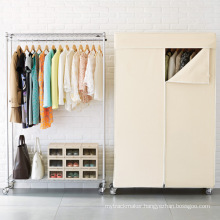 DIY Adjustable Pop Graceful Fabric Wardrobe